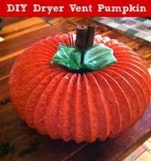 Dryer Vent Pumpkins Tutorial by Don U0027t Mess With My Tutus Dryer Vent Pumpkins Halloween Boo