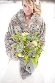 Bundle Up Its Cold OutsideWhat To Wear A Winter Wedding Part 2