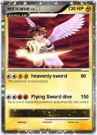 Pokemon Kid Icarus 6