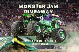 100 Monster Truck Jam 2013 2019 Giveaway The Wacky Duo