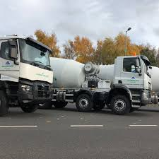 100 Concrete Truck Capacity HYMIX P2 Transit Mixers Mixers HYMIX Mixers UK