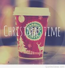 Its Christmas Time Starbucks Coffee Wallpaper For Mobile