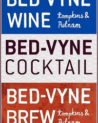 Bed Vyne Wine by Bed Vyne Cocktail Bar Explore Brooklyn