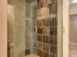 Regrouting Floor Tiles Youtube by Shower Imposing How To Tile A Stand Up Shower Floor Interesting