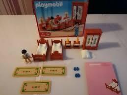 details zu playmobil 5319 2004 rosa serie schlafzimmer puppenhaus einrichtung ovp ba