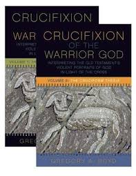 Crucifixion Of The Warrior God