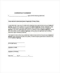 agreement form sample Archives Simon Sessler