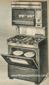 1965 Teflon Coated Griddle And Oven