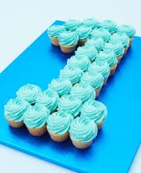 Buy Cupcake Number Cakes Online From Lolas Cupcakes