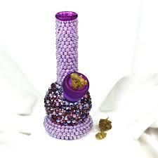 Lava Lamp Bong Cheap by Lavender Og