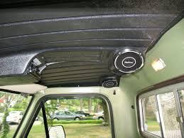 Headliner With Built In Speakers - The 1947 - Present Chevrolet ...
