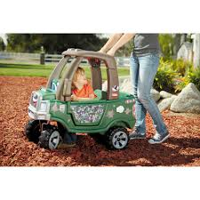 Little Tikes Cozy Camo Truck Pallet - Walmart.com Spray Rescue Fire Truck At Little Tikes Deluxe 2in1 Cozy Roadster Walmartcom Pirate Ship Kids Toy Play N Scoot Parent Push Foot To Floor Ride On Push Dump Toy Sounds 14 Tall Whats Princess Rideon Being Mvp Coupe Is The Perfect Review Family Focus Blog Free Huggies Ultra Pants Wipes Worth Over