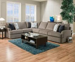 Simmons Columbia Stone Sofa With Reversible Chaise Reviews