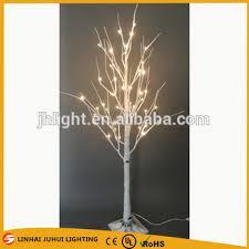 Christmas Birch Light Manufacturing 4ft Tree Warm White