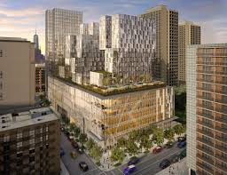 Story Building Design by Nyu Reveals Design For 1b 23 Story Building At Controversial