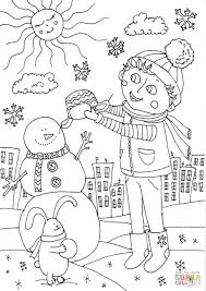 Click The Peter Boy In January Coloring Pages To View Printable Version Or Color It Online Compatible With IPad And Android Tablets
