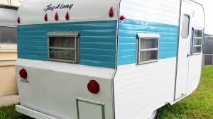 100 Restored Retro Campers For Sale Beautiful Renovated 1971 Tag A Long Vintage Camper In Sarasota YouTube