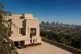 100 Frank Lloyd Wright Jr S Ennis House Is Back On The Market