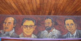 David Alfaro Siqueiros Murales Importantes by Camilo Minero Y Su Pintura Mural En El Cemoar De Managua