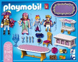 playmobil 5145 königliche festtafel