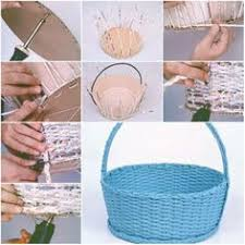 How To Make Simple Newspaper Basket Step By DIY Tutorial Instructions Thumb Find This Pin And More On Kids Craft Ideas