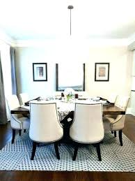 Best Rugs For Dining Room Area Ideas Table Rug Under Beautiful Layered
