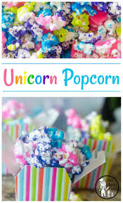 Leftover Halloween Candy Donation Canada by Candy Coated Popcorn For A Unicorn Or Rainbow Party Kbn Cooking