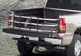 gm oem chevy silverado bed extender autotrucktoys com