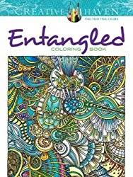 Entangle Best Mandala Coloring Books For Relaxation And Mindfulness