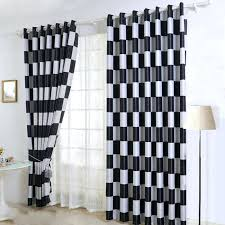 Striped Curtain Panels 96 by Collection In Grey And White Striped Curtains And Alston 50x96