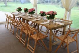 100 Folding Chair Hire Marquee Trestle Table Emmafreemanphoto