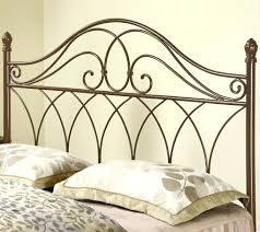 Wrought Iron And Wood King Headboard by Wrought Iron Headboards Trends And Coaster Home Furnishings Metal