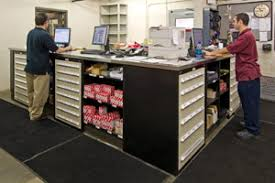 Used Vidmar Cabinets California by Case Study Storage Cabinets For Toyota Motor Sales Vidmar
