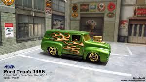 100 Ford Truck Games Garagem Hot Wheels 1956
