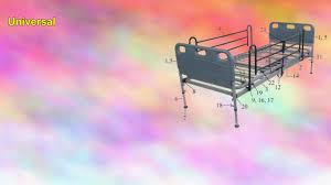 Stander Ez Adjust Bed Rail by Drive Medical Home Bed Style Adjustable Length Bed Youtube
