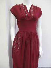 Vintage Gowns And Evening Dresses 30