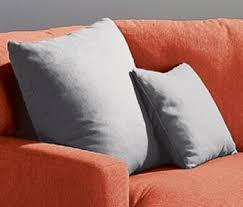 sofa und bodenkissen