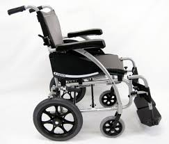 Transport Chair Or Wheelchair by Karman S 115 Tp Light Transport Wheelchair Companion Wheelchair