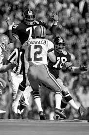 Pittsburgh Steelers Behind The Steel Curtain by Joe Greene Man Behind The Curtain Houston Chronicle