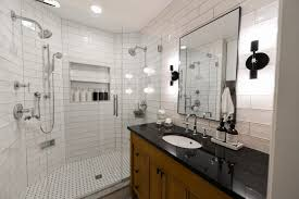 before after maximizing space in a tiny bathroom