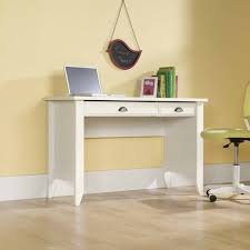 sauder shoal creek computer desk in multiple colors walmart com