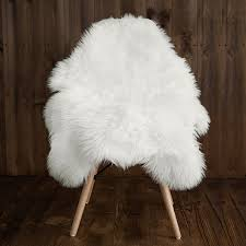 My Comfy Zone Sheepskin Faux Fur Chair Cover/Rug/Seat Pad/Area Rugs For  Bedroom Sofa Floor Vanity Nursery Decor Ivory And White 2ft X 3ft (Ivory) Patio Fniture Chairs New Vanity Chair With Back Luxury My Comfy Zone Sheepskin Faux Fur Coverrugseat Padarea Rugs For Bedroom Sofa Floor Nursery Decor Ivory And White 2ft X 3ft Chanasya Super Soft Fake Couch Stool Casper Cover Rugsolid Shaggy Area Living Pretty Swivel For Home Design Fniture Clear Plastic Chair Ikea Knitted Arrives Ikea Us 232 Auto Seat Mat In Fastener Tayyakoushi Rug Fluffy Room Carpets Stylish Accent Bath 23x4 Storage Covers Small Pouf Target Round Velvet Vfuhrerisch Black Stools Wood Contemporary Midcentury Scdinavian