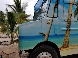 100 Food Trucks Miami Beach Truck Wrap Of Royal Carribean GraphInk Design Print Promote