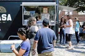 100 Food Trucks Tulsa Eat Street Will Welcome 40 Food Trucks To The Blue Dome