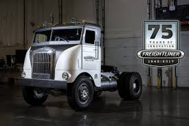 Freightliner Celebrates It's 75th Anniversary – Mavin Truck Centre ... Freightliner Trucks New And Used Tracey Road Equipment News Events For Sale Archives Eastern Wrecker Sales Inc Brossard Leasing Success Story Youtube Daimler Recalls More Than 4000 Western Star Trucks Truck Dealership Las Vegas 2018 Self Worldwide Lineup Fire Rescue Vocational A Of Infinite Inspiration