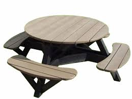 free woodworking plans round picnic table discover woodworking