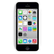 AT&T Apple iPhone 5c 8GB Refurbished Smartphone White Walmart