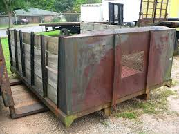 100 Flatbed Truck Body Used Bodies For Sale Located In Atlanta Georgia