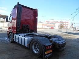 VOLVO FH 500 EEV GLOBE XL RETARDER Tractor Units For Sale, Truck ...