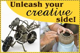 Creative Craft Ideas That Adults Can Try